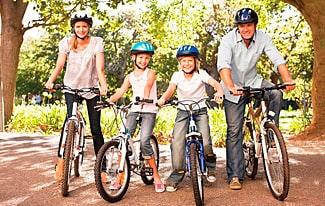 В какой стране больше всего велосипедов