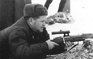 Василий Зайцев: Легендарный снайпер