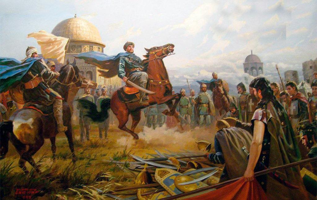 vojsko-saladina-v-ierusalime