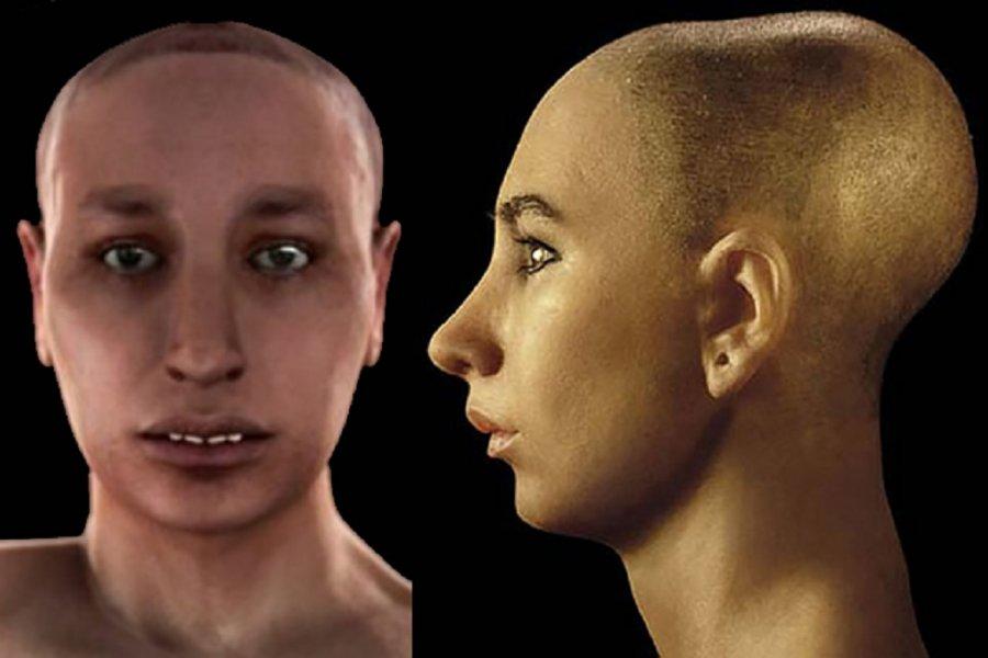 vosstanovlennyj-oblik-tutanhamona-po-ego-cherepu