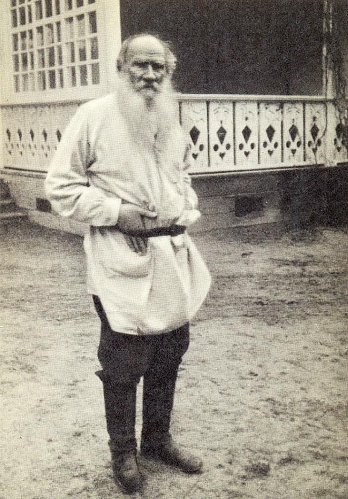 1908-YAsnaya-Polyana.-U-terrasyi-yasnopolyanskogo-doma
