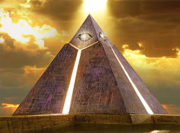 Тайна египетских пирамид 4