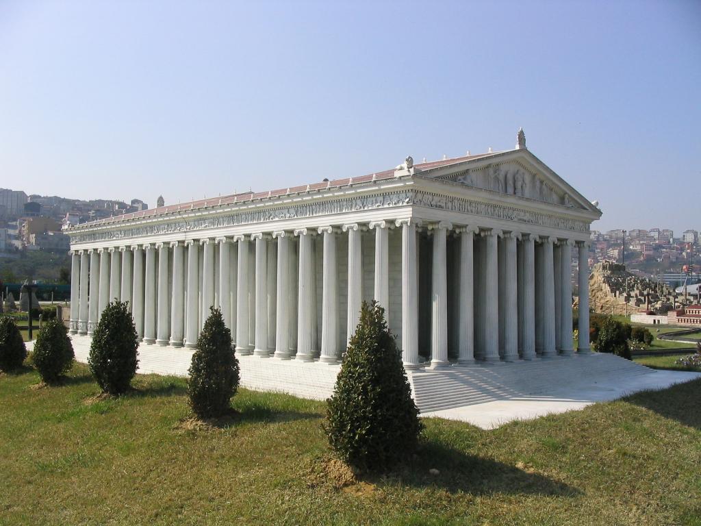 Храм Артемиды Эфесской (2)