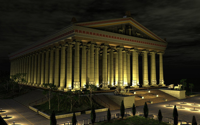 Храм Артемиды Эфесской (3)