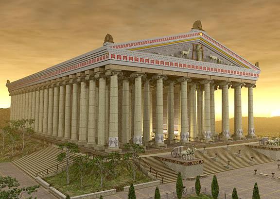Храм Артемиды Эфесской (4)