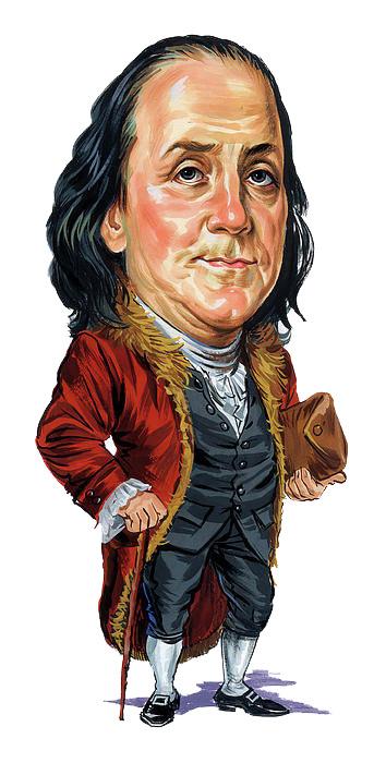 Бенджамин Франклин и его успех (3)