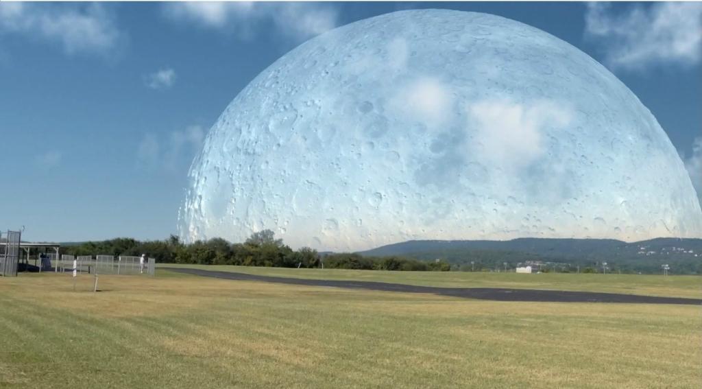 Если бы луна была ближе (1)