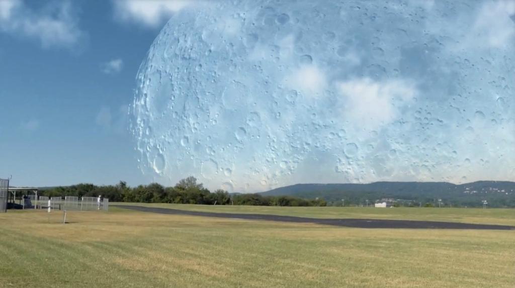 Если бы луна была ближе (2)