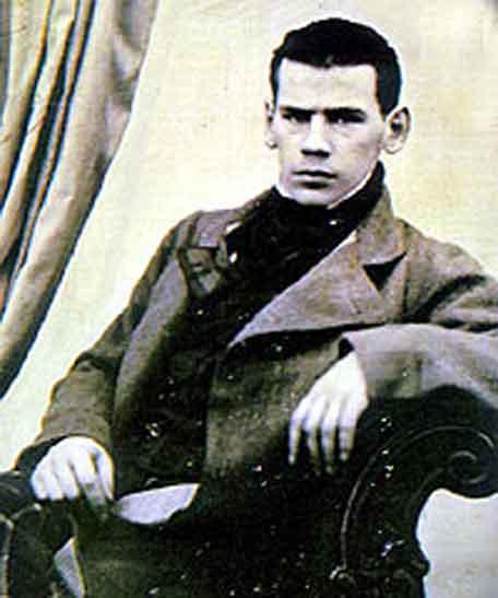 Интересные факты из жизни Толстого (14)