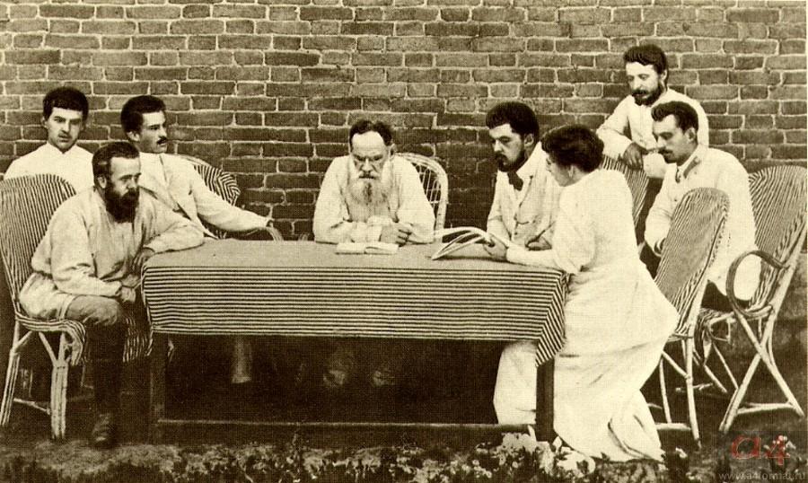 Интересные факты из жизни Толстого (3)