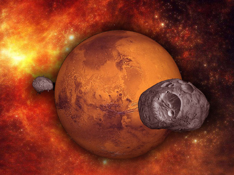 Спутники-Марса-1