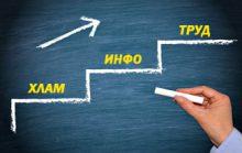 3 важных шага на пути к цели