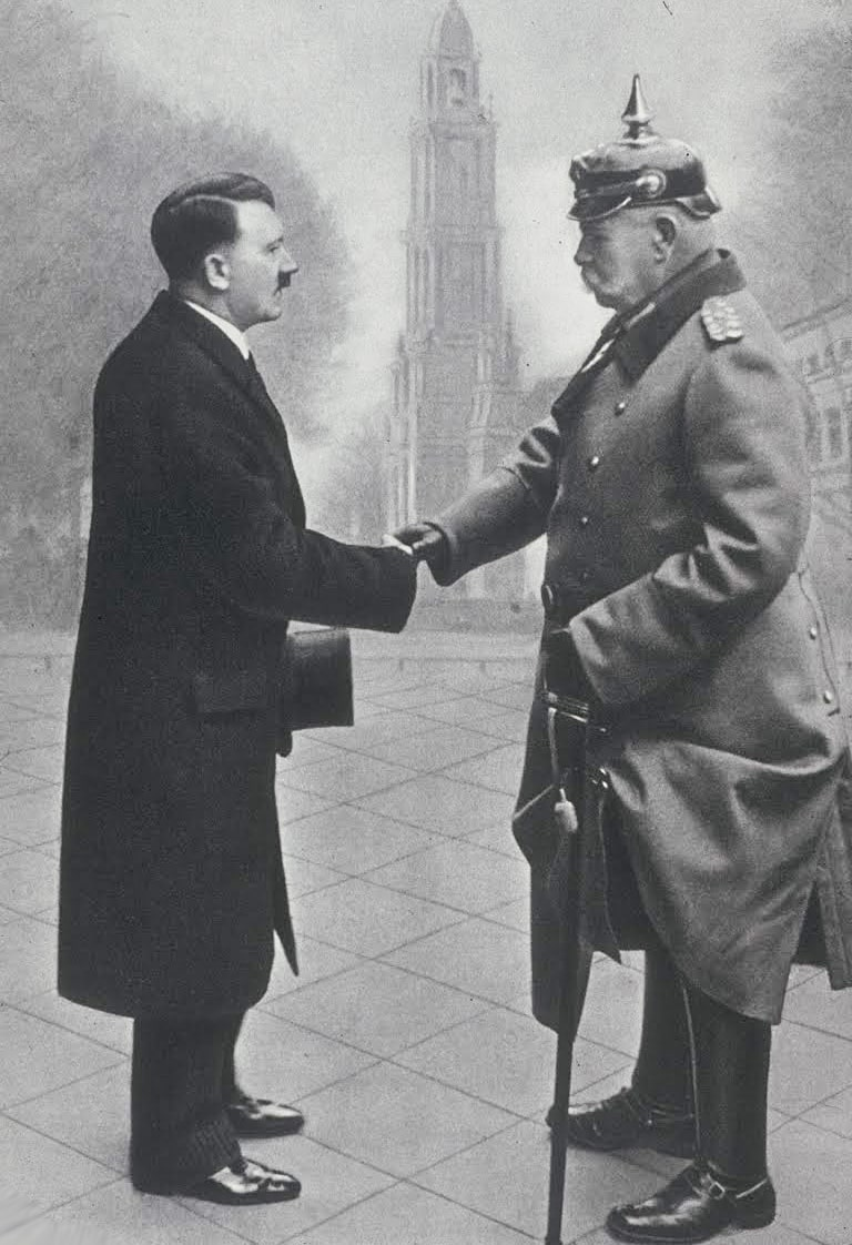 Adolf-Gitler-i-Otto-fon-Bismark.-1930