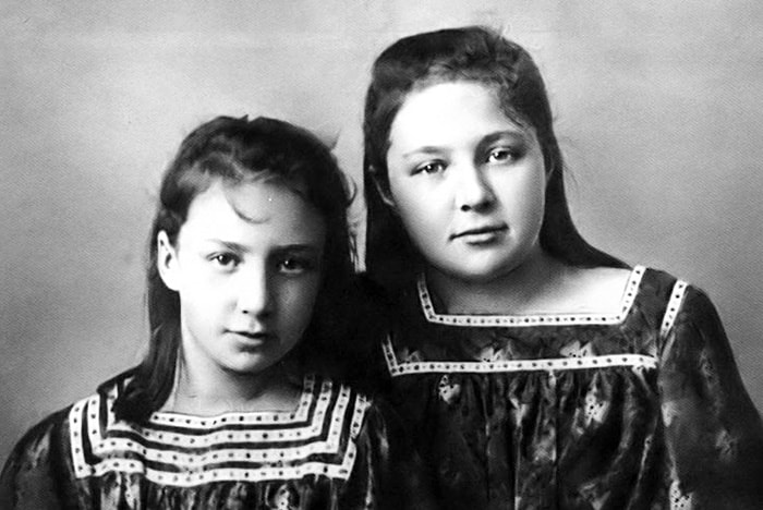 Anastasiya-i-Marina-TSvetaevyi-YAlta-1905g