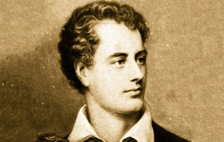 Джордж Байрон: великий поэт-романтик