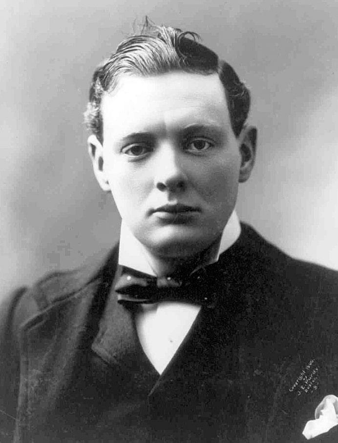 CHerchill-v-1900-godu