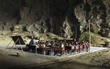 Деревня в пещере