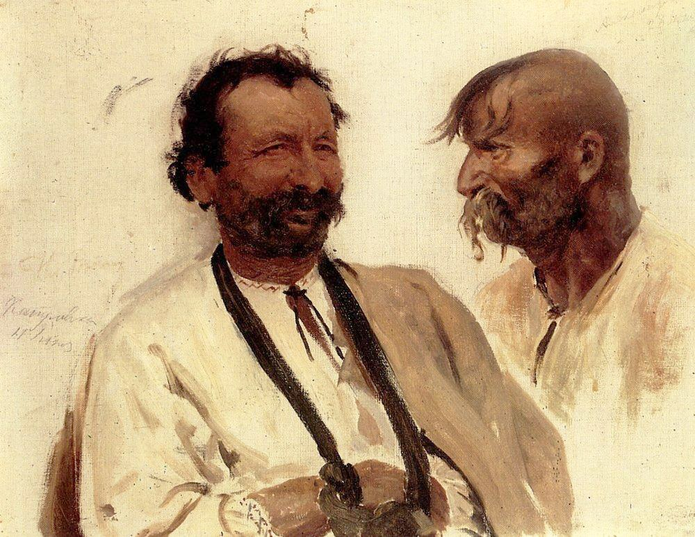 Dva-ukrainskih-krestyanina.-1880