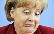 Редкие фото Ангелы Меркель