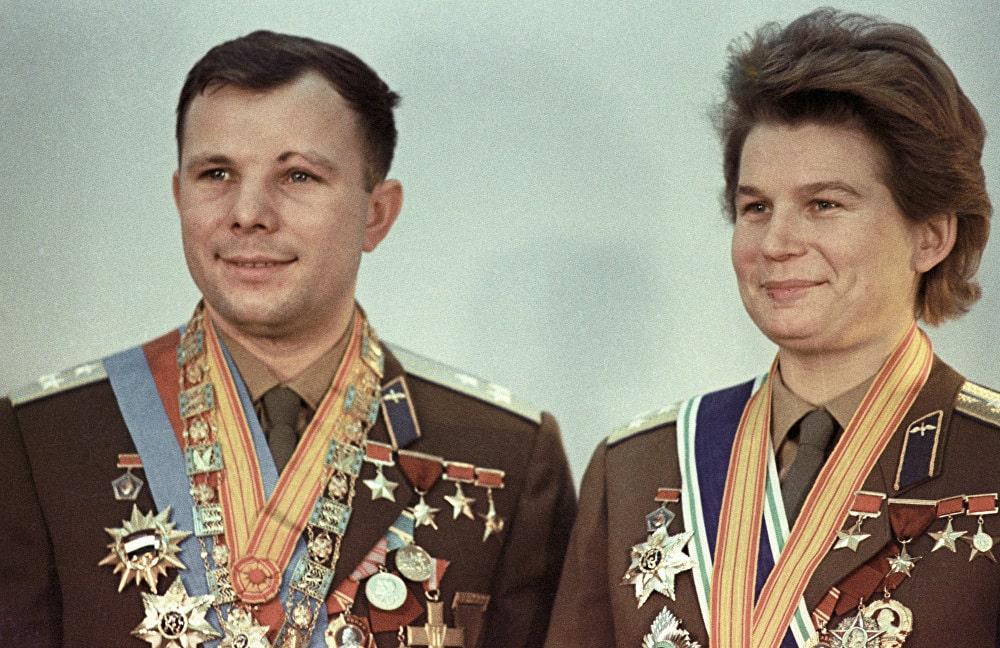 Foto-YUriy-Gagarin-i-Valentina-Tereshkova