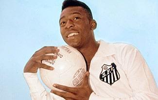 Пеле — король футбола