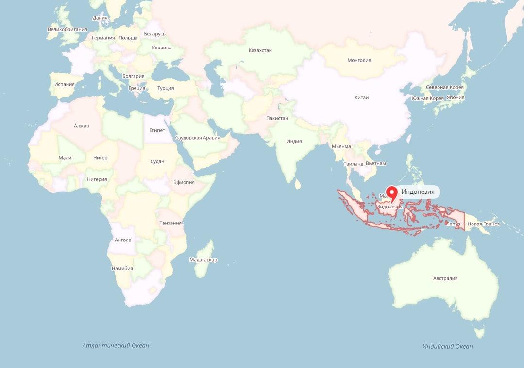 Indoneziya-na-karte-mira
