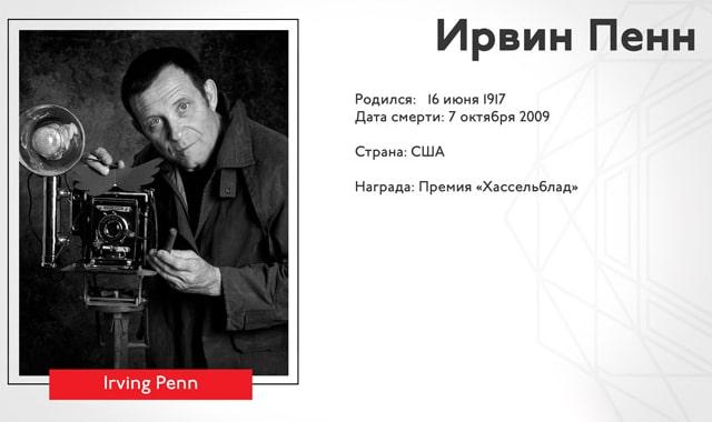 Irvin-Penn-luchshie-fotografyi