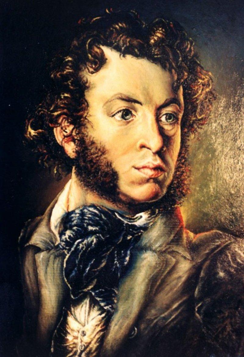 Пушкин краткая биография для детей 4 класса