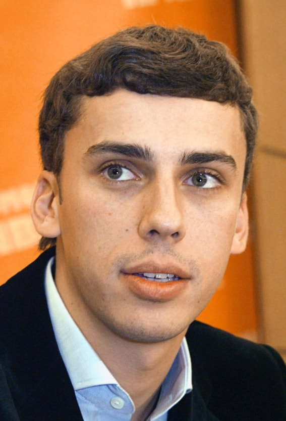 Maksim-Galkin-v-2003-godu