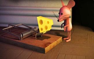 Мышиные проблемы