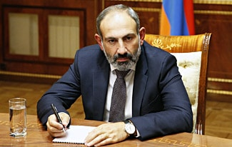 Никол Воваевич Пашинян