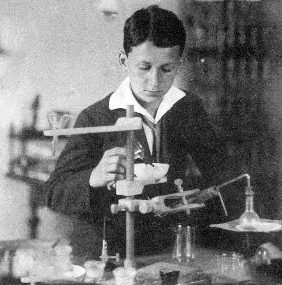 Nikola-Tesla-v-detstve