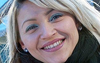 Оксана Аплекаева — убитая участница «Дом-2»