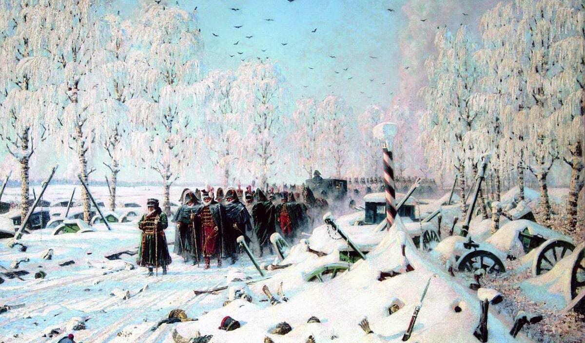 Otstuplenie-Otechestvennaya-voyna-1812-goda