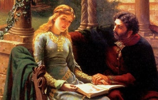 Пьер Абеляр и Элоиза