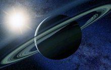 Планета Сатурн