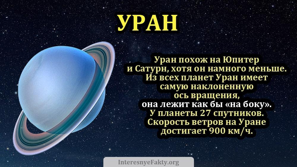 Planeta-Uran