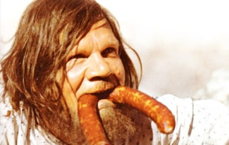Почему колбасу режут под углом (альтернативная версия)