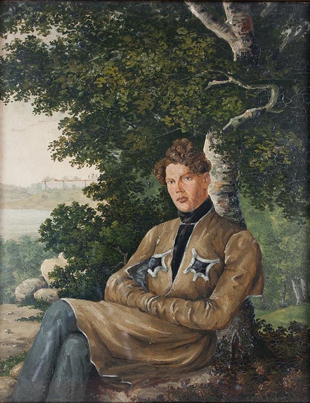 Portret-Andreya-Nikolaevicha-Muraveva-Risunki-Lermontova