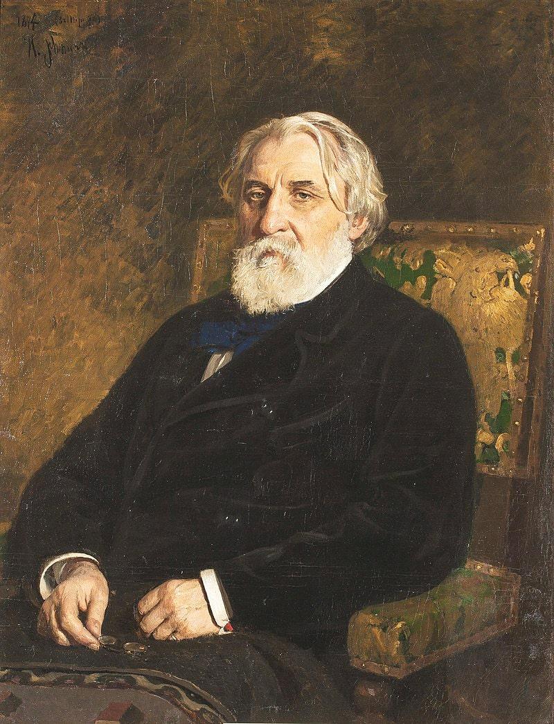Portret-I.-S.-Turgeneva.-1874