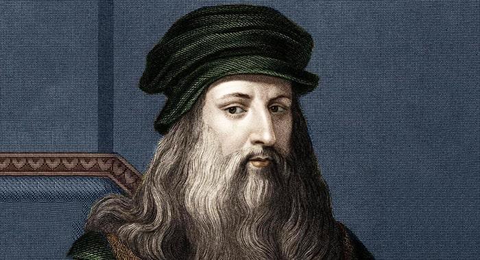 Portret-Leonardo-da-Vinchi-ruki-neizvestnogo-hudozhnika