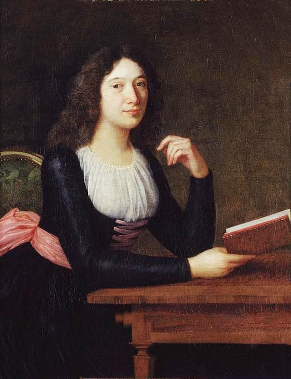 Portret-SHarlottyi-fon-Lengefeld