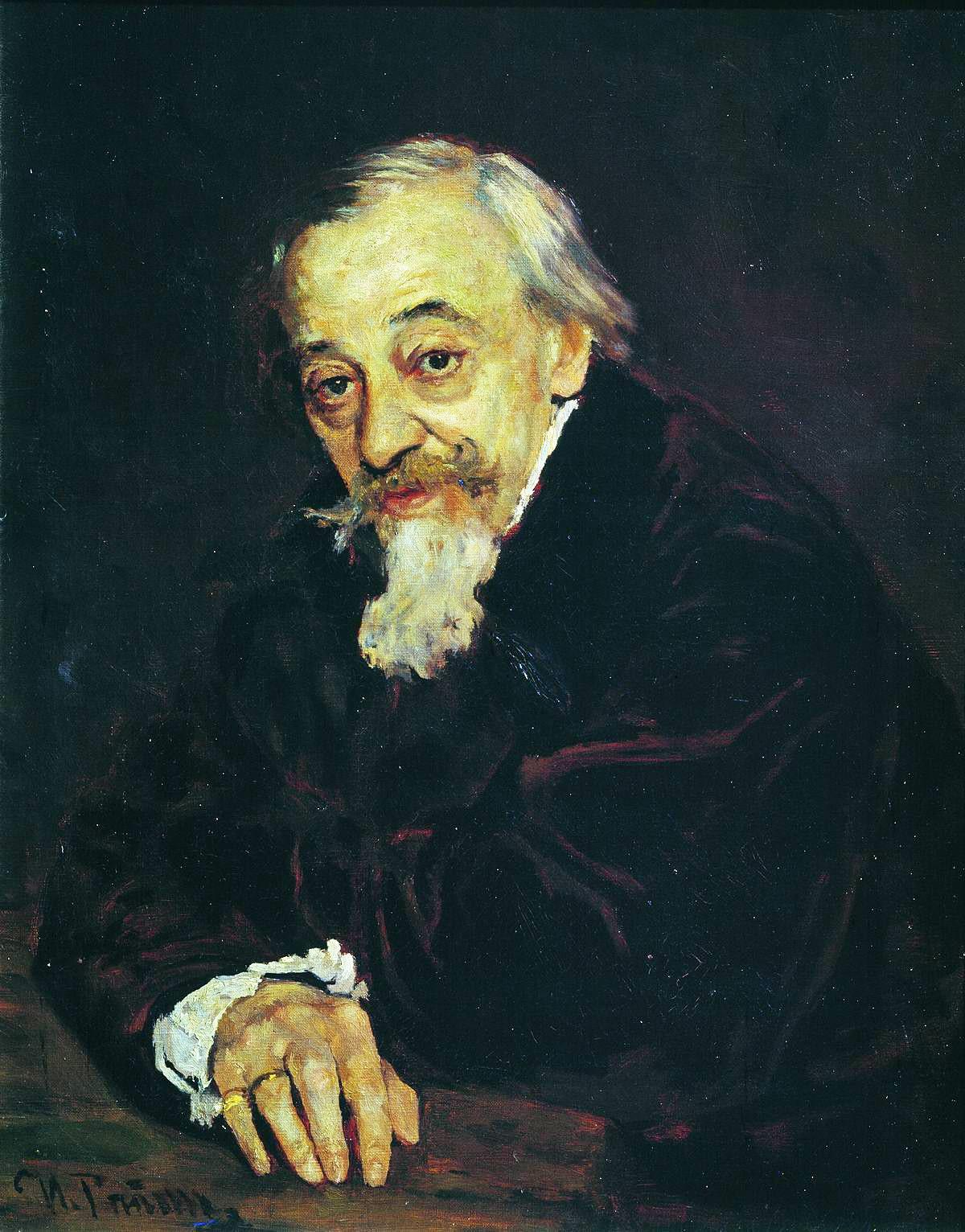 Portret-artista-V.-V.-Samoylova.-1902