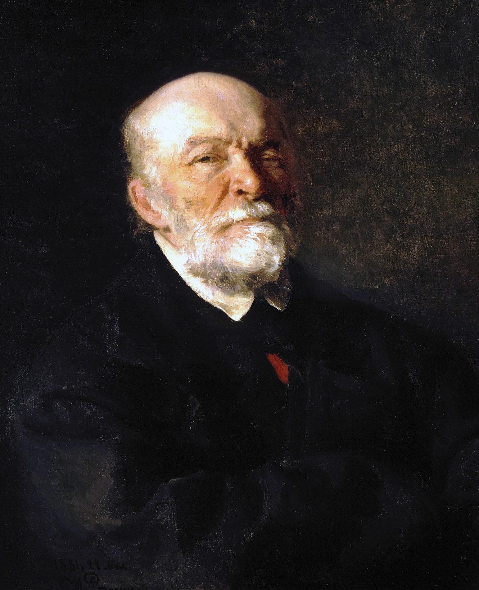 Portret-hirurga-N.-I.-Pirogova.-1881
