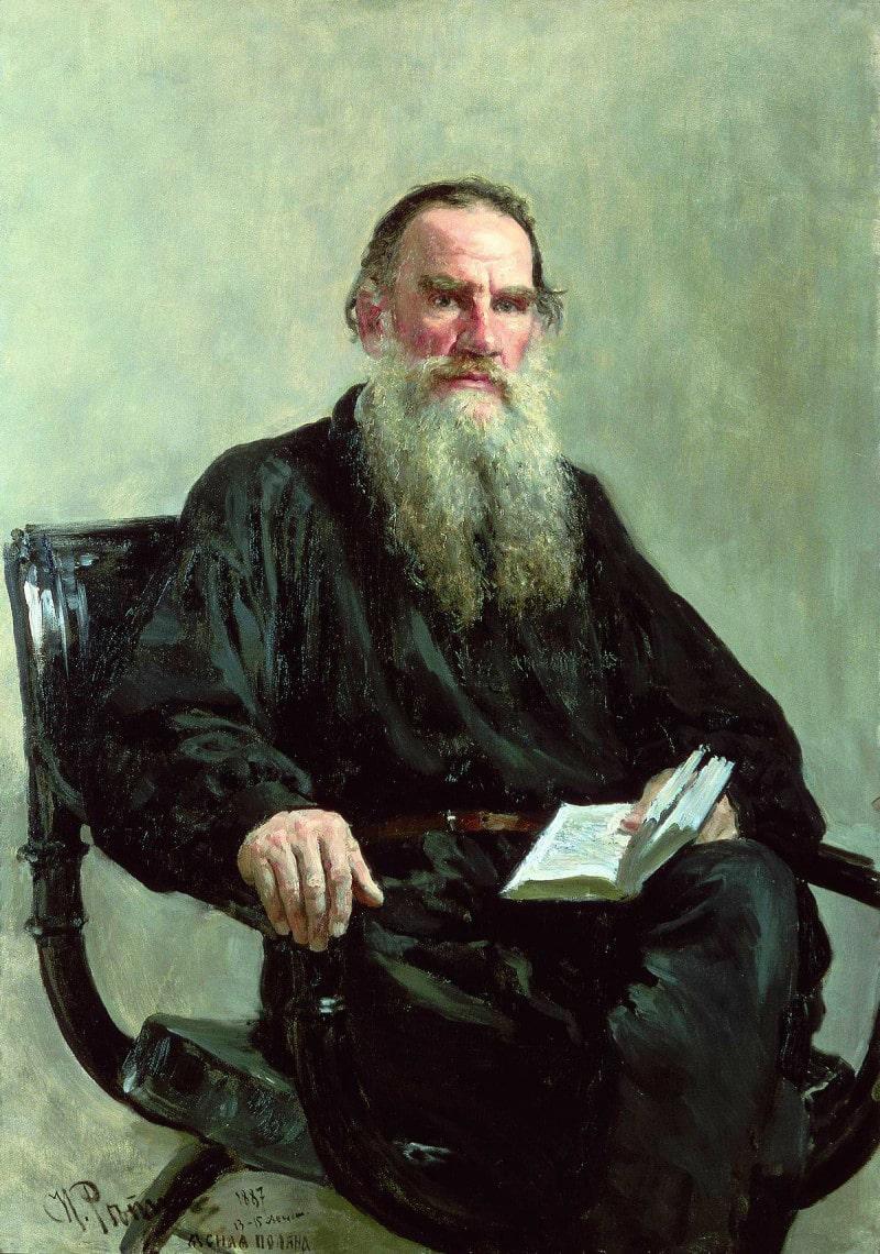 Портрет писательницы Натальи Нордман-Северовой (2-й жены Репина), 1900