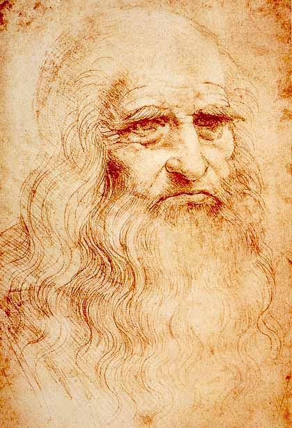 Predpolagaemyiy-avtoportret-Leonardo-da-Vinchi