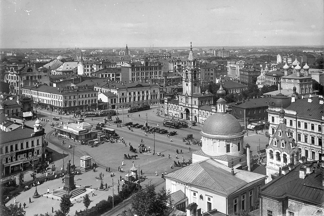 Pushkinskaya-ploshhad-Strastnoy-bulvar