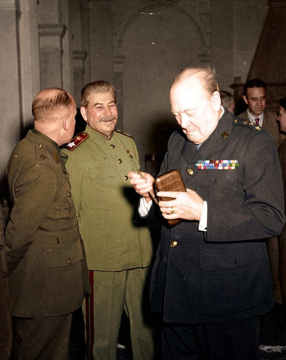 Stalin-i-CHerchill