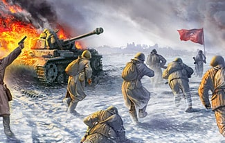 Сталинградская битва: краткая история, числа и факты