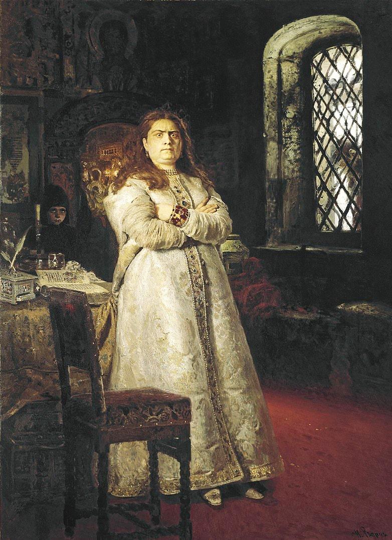 TSarevna-Sofya.-1879